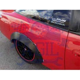 Aletines Anchos (7cm) Nissan S13, BMW E30/E36
