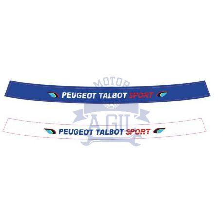 Parasol estrecho Peugeot 205