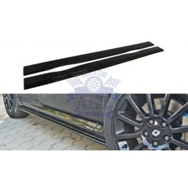 Taloneras Side Skirts Clio 3 RS