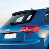 Aleron audi S3 8P Sportback  Aleron realizado en fibra de alta calidad para Audi A3 8P Sportback.  #spoiler #aleron #audi #S3 #sportback