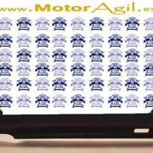 ¡¡NUEVO!! Spoiler trasero M-Teck1, realizada en fibra de alta calidad para BMW E30. Réplica exacta a la original. #bmwe30 #bmw #e30 #mtech1 #mtecknic #spoiler #m1