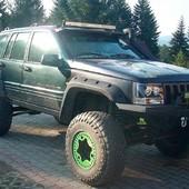 Aletines para tu Jeep Cherokee -  ZJ ancho 12 cm 5 puertas  - XJ ancho 12 cm 5 puertas - XJ ancho 12 cm 3 puertas #jeepxj  #jeepzj #todoterreno #4x4