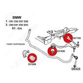 Kit suspension delantera BMW Kit silentblocks de suspension completa para vehículos BMW (ver listado en la descripción)  Fabricado a medida en Poliuretano.  Valido para:  BMW E81 04 BMW E82 04 BMW E87 04 BMW E88 04 BMW E90 05 BMW E91 05 BMW E92 05 BMW E93 05 BMW Z4 E89  #BMW ##suspensión #poliuretano #bushes #E81 #e82 #e87 #E88 #e90 #e91 #e92 #93 #Z4