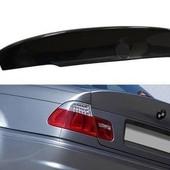 ¡¡NUEVO!! Alerón trasero BMW E46 CSL (version coupe o berlina) fabricado en plastico ABS. Réplica con acabado de gran calidad. #spoiler #bmwe46 #aleron #e46csl