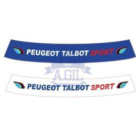 Parasol ancho Peugeot 205