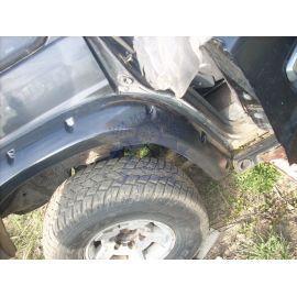 Aletines Anchos (12cm) Nissan Patrol Y60