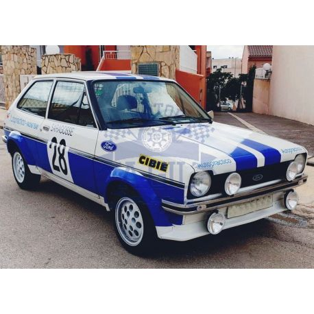 Aletines Ford Fiesta Mk1 GR2