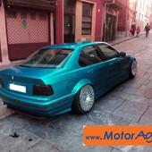 Aletines Anchos (7cm) Nissan S13, BMW E30/E36  Juego de aletines anchos (7cm) para Nissan 200SX S13, BMW E30 y E36. Medidas 820x70mm. Fabricados en plástico (ABS Plastic).